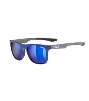 Uvex S lgl 42 blue grey mat slnečné okuliare