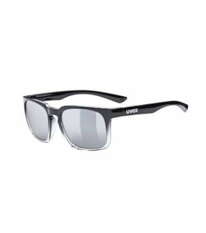 Uvex S lgl 35 black clear slnečné okuliare