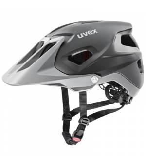 Uvex C Quatro Integrale Grey Mat cyklistická prilba 56-61 cm