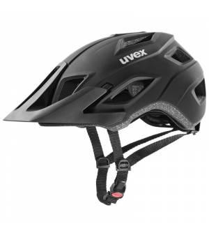Uvex Access C Black Mat cyklistická prilba 57-61 cm