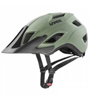 Uvex C Access Olive Black Mat cyklistická prilba 57-61 cm