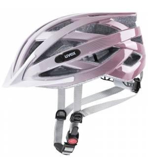 Uvex Air Wing White Rose Cyklistická Prilba Ružová