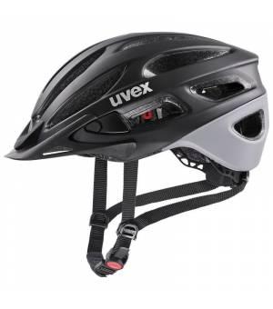 Uvex C True Cc Black Grey Mat 52-56cm cyklistická prilba