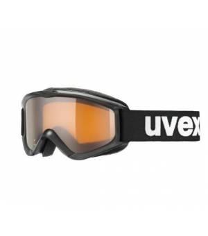 Uvex Speedy Pro Black Sl/Lg lyžiarske okuliare