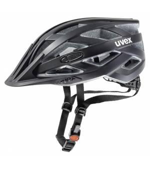 Uvex I-Vo Black Mat cyklistická prilba