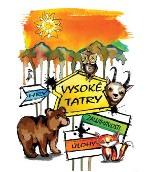 Vysoké Tatry - zaujímavosti, úlohy a hry