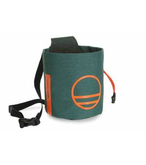 Wild Country Session Chalk Bag scarab/alloro vrecko