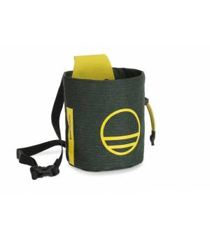 Wild Country Session Chalk Bag scarab/citronelle vrecko
